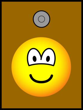 Loudspeaker emoticon