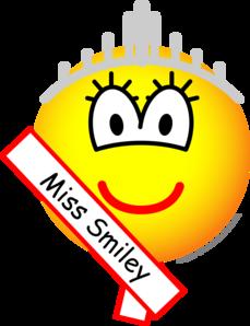 Miss emoticon