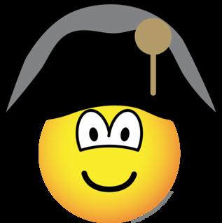 Napoleon Bonaparte emoticon