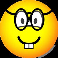 Nerd and Emoticon on Pinterest