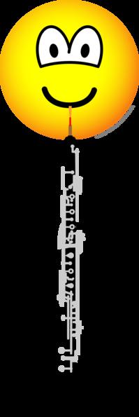 Oboe emoticon
