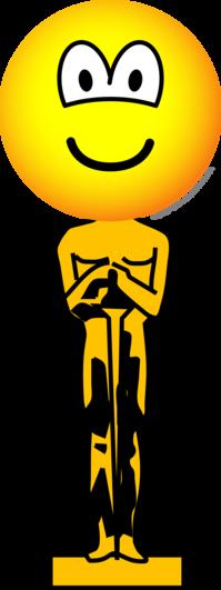 Oscar emoticon