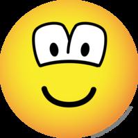 Telly/computer overdose emoticon
