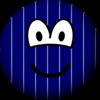 Pinstripe emoticon