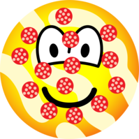 Pizza emoticon