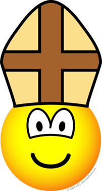 Pope emoticon