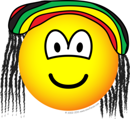Rasta emoticon
