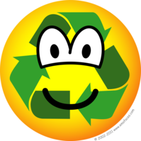 Recycle emoticon