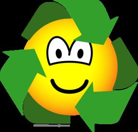 Recycle emoticon