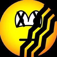 Roadkill emoticon