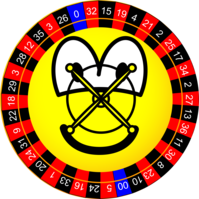 Roulette emoticon