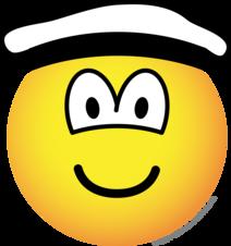 Sailor emoticon