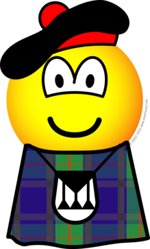 Scotsman emoticon