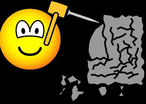 Sculptor emoticon