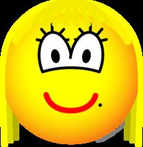 Samantha emoticon