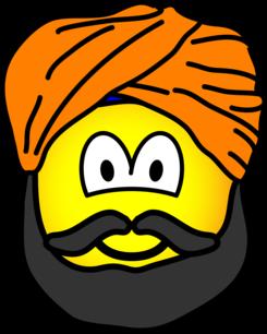 Sikh emoticon