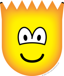 Simpson emoticon