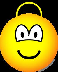 Space hopper emoticon