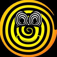 Spiral emoticon