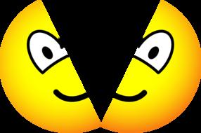 Split emoticon