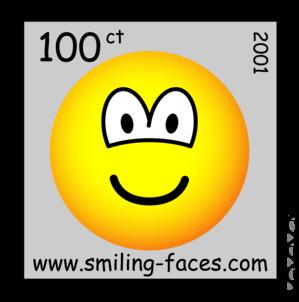 Stamp emoticon