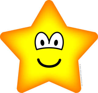 Star emoticon