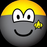 Star trek emoticon