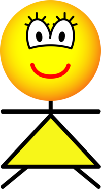 Stickfigure emoticon