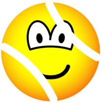 Tennisball emoticon