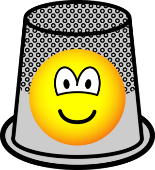 Thimble emoticon