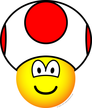 Toad emoticon