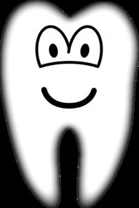 Tooth emoticon