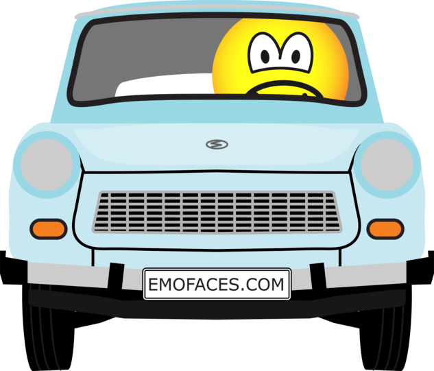 Trabant emoticon