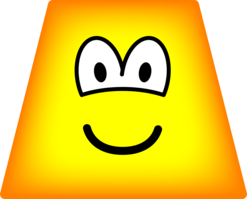 Trapezoid emoticon