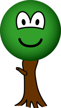 Tree emoticon