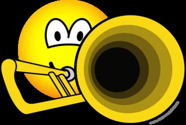 Trombone emoticon