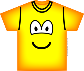 T-shirt emoticon
