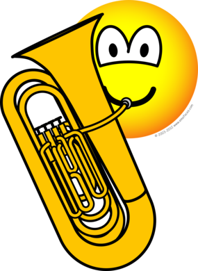 Tuba emoticon