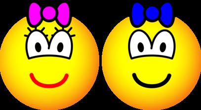 Twins emoticon