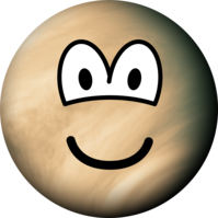 Venus emoticon