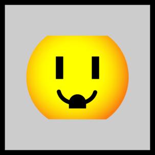 Wall socket emoticon