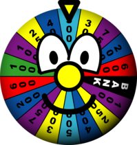 Wheel of fortune emoticon