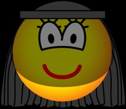 Widow emoticon