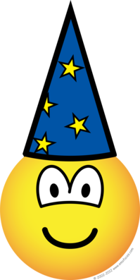 Wizard emoticon