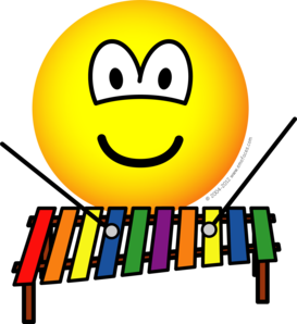 Xylophone emoticon