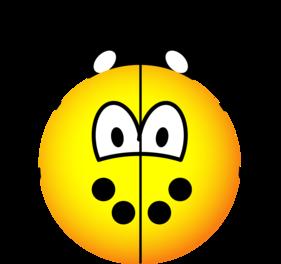 Ladybird emoticon