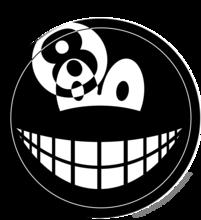 Eight ball smile