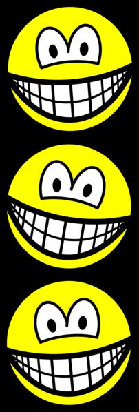 Acrobat smilies