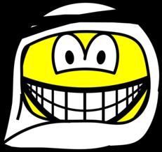 Arab smile