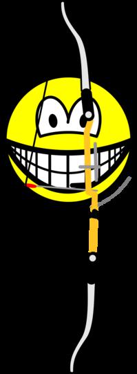Archery smile